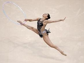 Линой Ашрам завоевала четыре медали Европейских игр