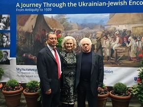 Lviv museum exhibit illuminates Ukrainian-Jewish history and culture