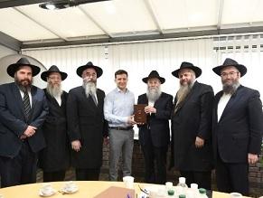 The view from Jerusalem on Ukraine's Jewish president