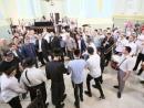 В восстановленную синагогу Дрогобыча внесен свиток Торы
