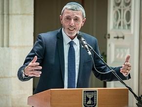 Министр просвещения Перец: «Ассимиляция евреев диаспоры подобна второму Холокосту»