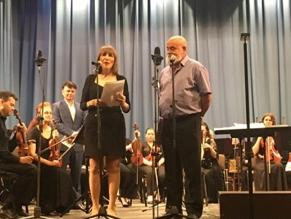В Кишиневе прозвучала израильская музыка в исполнении хора из Германии