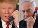 Дональд Трамп и Биньямин Нетаниягу обсудили по телефону иранскую угрозу