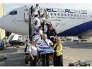 111 репатриантов из Франции прибыли в Израиль