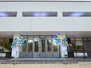 New Building Dedicated at Moscow's 'Gan Israel' Camp
