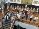 В Луцке прошел образовательный семинар «История Холокоста в Украине: изучение, преподавание, память»