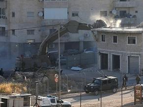 Russia: Israel's demolition of Palestinian homes violates international law