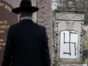 В Берлине арабы заплевали раввина