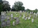 В Чехии осквернено еврейское кладбище