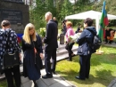 В Панеряй почтили память литовских ромов – жертв Холокоста