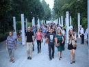 В Варшаве состоялся Марш памяти жертв резни в районе Воля в первые дни Варшавского восстания