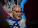 Переживший Холокост Шауль Ладани в 83 года пробежал полумарафон в Маккабиаде в Будапеште