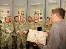 Офицеры армии Украины стали гостями еврейской общины Днепра