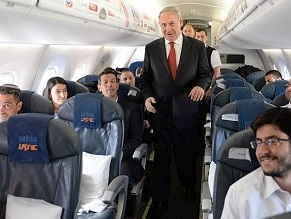Netanyahu to visit Ukraine a month before elections