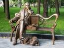 В харьковском парке открыли два памятника евреям