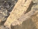 В Коломые (Ивано-Франковская область) обнатужили более сотни 200-летних еврейских надгробий