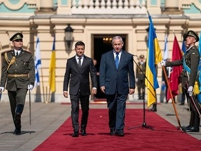 Ukraine rabbi: Local Jews insulted by claim PM's trip is solely political