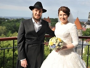 What It's Like to Be Jewish in Estonia