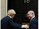 Нетаниягу встретился с Борисом Джонсоном в Лондоне