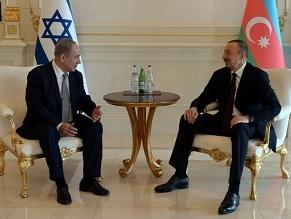 Strategic partnership between Israel and Azerbaijan continues to develop