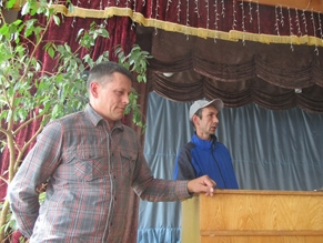 Двое жителей Гусятина награждены за сохранение еврейского культурного наследия