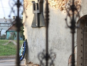 В Луцке помолились за души евреев, погибших в Холокосте