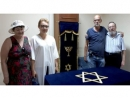 Черновицкую синагогу «Исраэль» посетили руководители благотворительного фонда «Рухама»