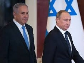 Netanyahu gets pre election support from Putin in Sochi