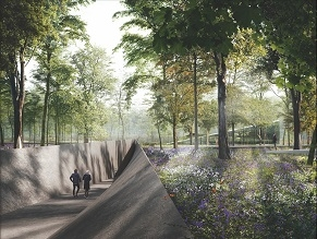Austrian firm chosen to work for the Russian money on the Babi Yar Holocaust memorial