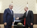 Netanyahu in Sochi: Talking to Putin, digging at Liberman
