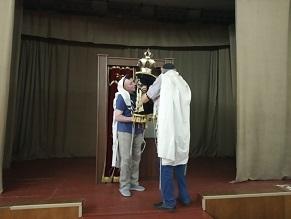 Historic Belarus Synagogue Restored To Jewish Hands