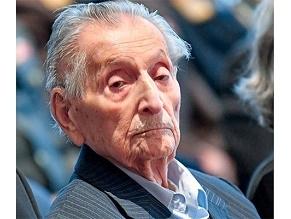 Первый австрийский еврей, отправленный в Аушвиц, умер в возрасте 106 лет