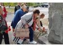 В Бердянске почтили память евреев-жертв нацизма