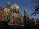 Предотвращен теракт в синагоге Берлина: злоумышленник прибыл из Дамаска