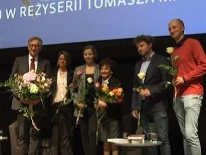 В Польше прошла премьера фильма о жизни еврейской девушки в нацистском гетто