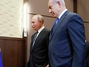 Syria's future looms large over Russian-Israeli ties