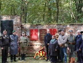 В Калининграде увековечили память еврейских солдат Первой мировой войны