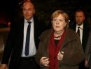 Ангела Меркель посетила берлинскую синагогу и почтила память погиблих в Галле