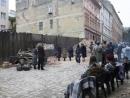Съемки фильма о Холокосте проходят в центре Львова