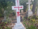 Вандалы осквернили британское кладбище в Хайфе