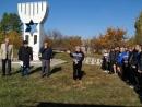 В Полтавской области почтили память жертв Холокоста