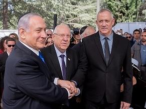 He's in control now, but Gantz's coalition chances no better than Netanyahu's