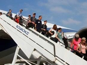 Неевреи увеличивают статистику репатриации