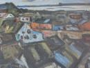Казимеж-Дольны на картинах довоенных еврейских художников