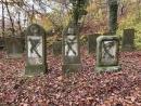 Осквернено еврейское кладбище в Дании