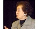 Уроженку Закарпатья наградят за лекции о Холокосте