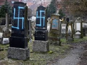 Antisemitism is on the rise in Europe, riding a wave of nationalism