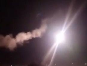 Израиль подвергся ракетной атаке из Сирии