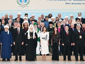 Jewish leaders applaud Azerbaijani multiculturalism at World Religious Leaders Summit