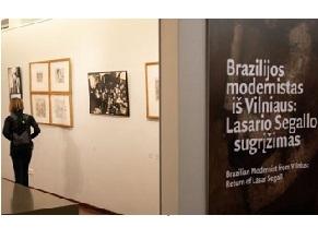 Открыта выставка «Бразильский модернист из Вильнюса: возвращение Лазаря Сегала».